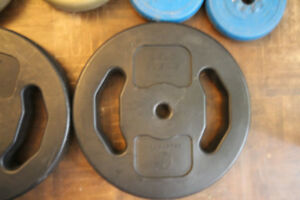 """Poids d'Exercise / Exercise Weights(180lbs) - Standard 1"""""""