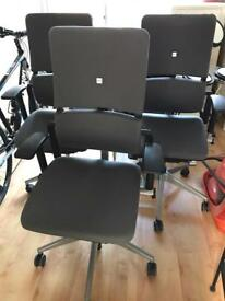Steelcase Office Chair(s) Grey