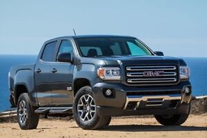 2016 GMC Canyon SLE 4X4 All-Terrain