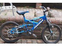 Boys Bike - Magna Tidal £10