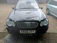 Mercedes-Benz C Class Estate (2004 - 2008) S203 Facelift 1.8 C180 Kompressor Classic SE 5dr