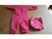 Splash about Happy Nappy and Warm in One - size M/L