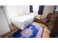 **5 MIN TO THE STATION** Double rooms for rent in modern and spacious property in Hackney, Zone 2!