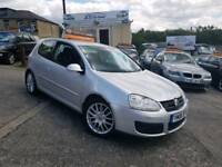 2006 VW GOLF 2.0 GT TDI 170 3 DOOR HATCHBACK 6 SPEED MANUAL