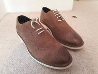 Brand New Smart Mens Shoes (Size 8). Never been worn. Twisted Soul.