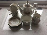 Eternal beau brand new tea set