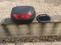 52 litre motorcycle Top box