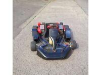 Pro Kart / Go Kart twin Engine GX 160