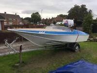 Custom Built Sports Boat
