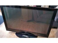 Samsung 50 inch flat screen TV