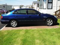 stunning time warp lexus gs300 classic immaculate low milage service history long mot