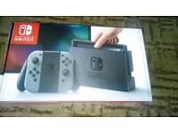 Nintendo switch 32gb grey