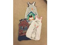 Baby Sleeping Bags- up to 6 months