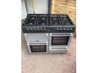 Belling Countychef Range Cooker Fully Working Order Like New Dual Fuel £295 Sittingbourne