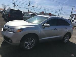 2013 Acura RDX groupe techn
