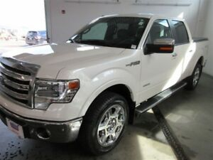 2014 Ford F-150 LARIAT! SUPERCREW! ECOBOOST! NAV! LEATHER!