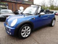 MINI One 1.6I 16V ONE CONVERTIBLE (PARKING SENSORS + NEW CLUTCH)