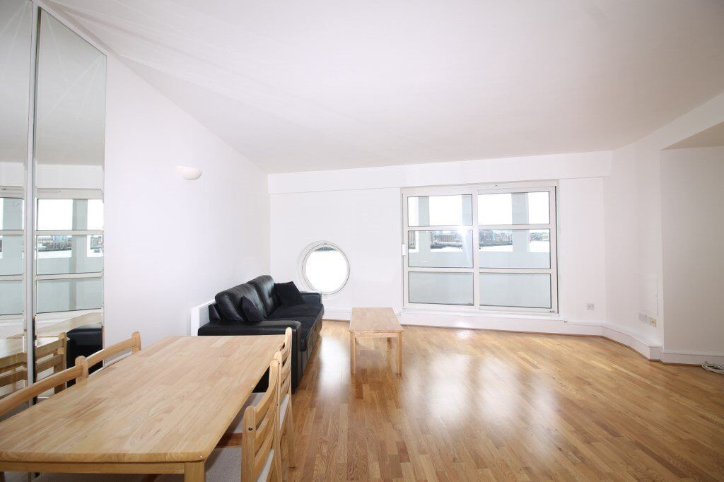 2 bed apartment in Canary Wharf E14, Docklands,