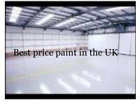 20L heavy duty polyurethane resin floor paint