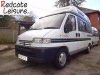 Peugeot Boxer Autosleeper Symphony Campervan Diesel Low Mileage 4 Berth