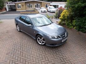 Saab 9-3 Linear SE Tid 150, Recent Clutch, Flywheel and Cambelt