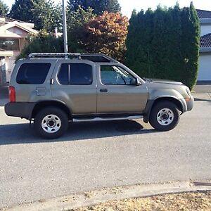 2002 Nissan Xterra SUV, Crossover