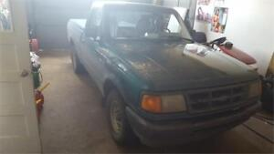 1994 RANGER NO RUST SAFETIED