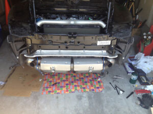 Porsche 911 Turbo Europipe Stage 1 exhaust