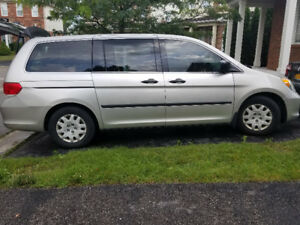 Good condition 2008 Honda Odyssey Minivan
