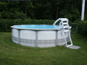 Above ground pool 18 feet