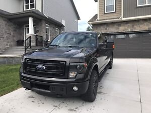 2013 Ford F-150 FX-4 Supercrew