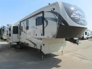 2013 39 FT HEARTLAND BIG COUNTRY 3650 RL 5TH WHEEL