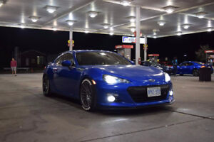 2013 Subaru BRZ Sport Tech Coupe (2 door)