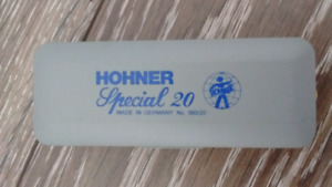 Special 20 handmade in Germany. Hohner.