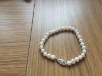 Highland Angel pearl bracelet - unworn in original box