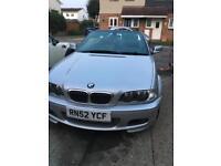 330ci M sport BMW