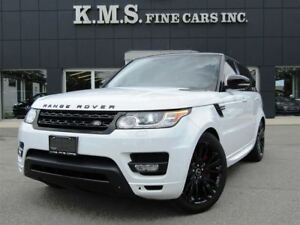 2014 Land Rover Range Rover Sport V8 Supercharged| DYNAMIC| WARR