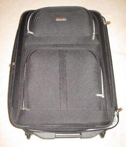 Black 29 inch Delsey Destiny Suitcase