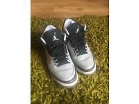 Jordan 3 cool grey uk 11