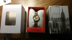 Ladies Caravelle watch by Bulova