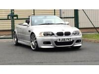 BMW M3 E46 2006 FACELIFT SMG CONVERTIBLE MPOWER M5 M6 AMG RS6 RS4 E55 DCT