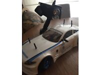 Large remote control car, never used -was an unwanted gift 4 years ago!