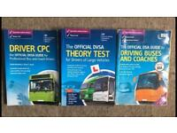 Driving licence theory test books