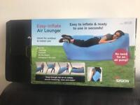 Easy Inflate Air Lounger BRAND NEW