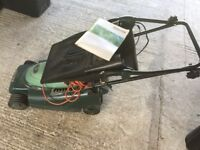 Hatter envoy electric lawn mower