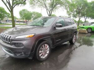 2015 Jeep Cherokee Limited*2.4L*SAFETY TECH*FULL LOAD