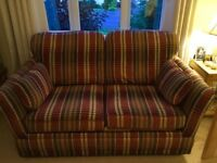 Reids Sofa Bed.......Excellent condition, mechanical bed with mattress. collect only