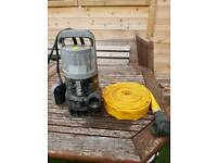 Titan Water Pump with Hose