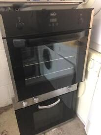 Lovely Built in Belling Electric Oven Black Vgc Just £50 Sittingbourne