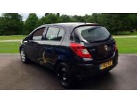 2012 Vauxhall Corsa 1.3 CDTi ecoFLEX Exclusiv (AC) Manual Diesel Hatchback